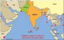 Maritime Silk Route Map