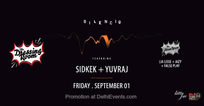Silencio feat Sidkek Yuvraj Kitty Su Creative