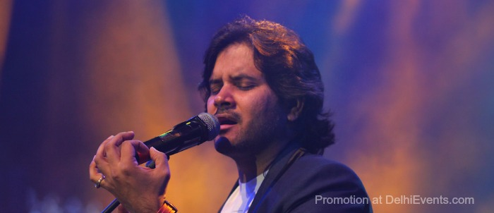 Musician Javed Ali