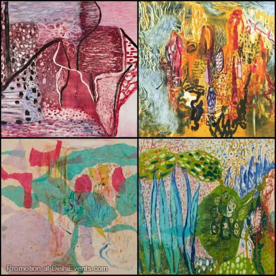 Paintings Tara Sabharwal