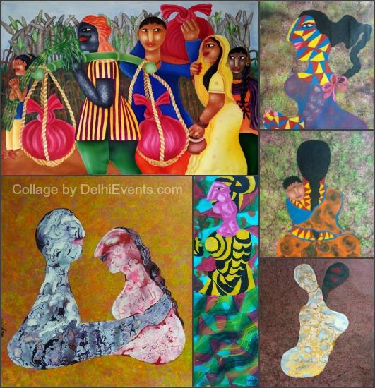 Paintings Vandana Dubey