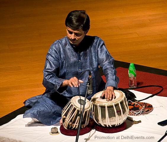 Tabla exponent Pt. Vinod Lele Musician