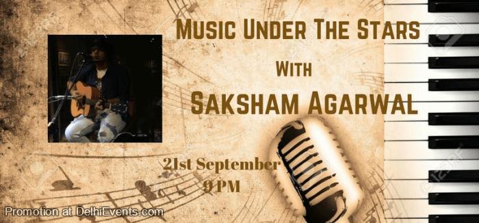 Music Stars Saksham Agarwal Hungry Monkey Creative