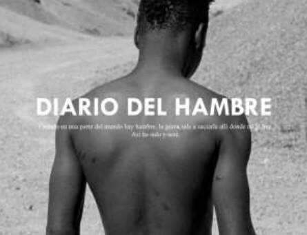 Diary Hunger Spanish Film Still