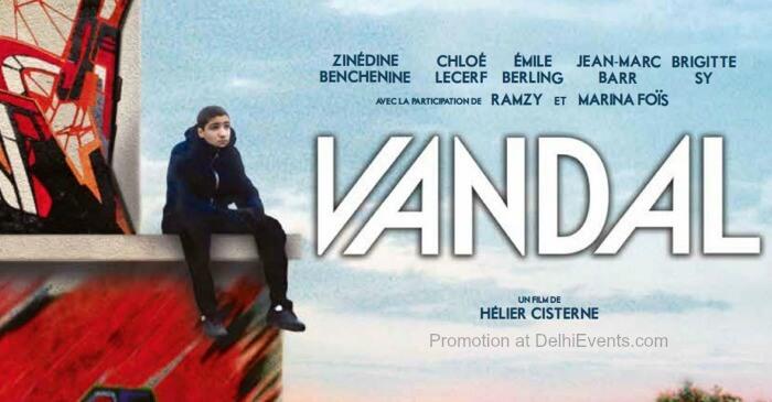 Vandal french film Poster