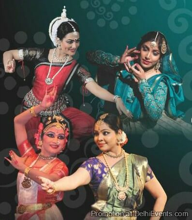 7th Nritya Dhara Shri Sudha Centre Performing Arts Dancers