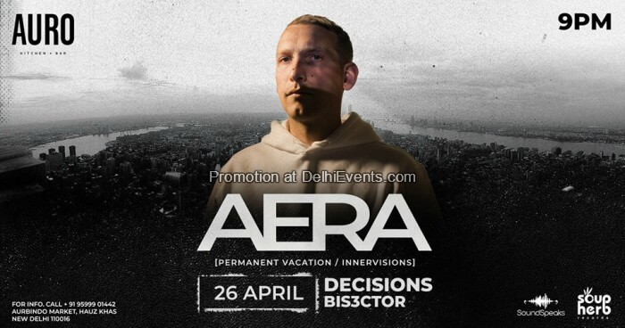 AERA Decisions Bis3ctor Auro Creative