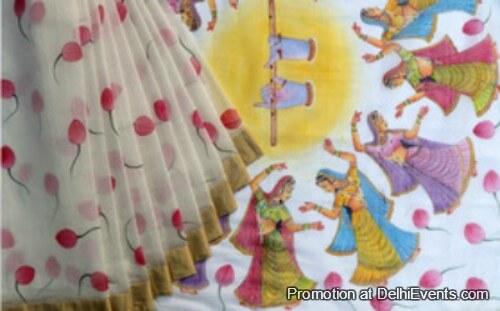 Artisan Saga Miniature Art Sarees