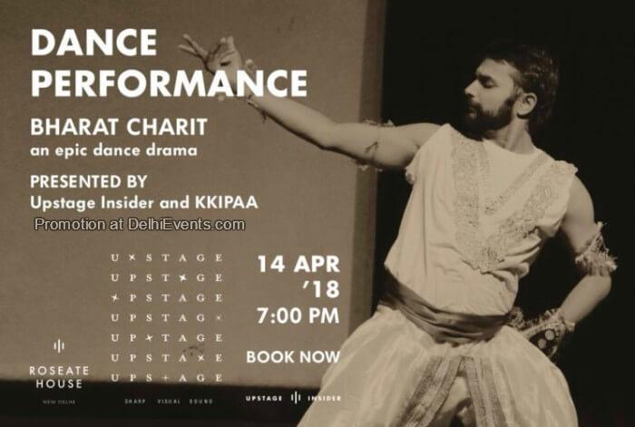 Bharat Charit Rama Dance Drama Roseate House Creative