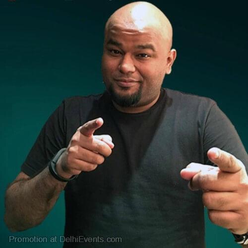 Comedian Nishant Tanwar