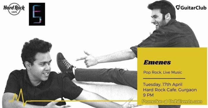Tuesday Emenes Hard Rock Cafe Gurugram Creative