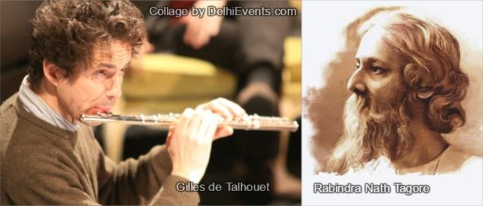 Gilles de Talhouet Rabindra Nath Tagore