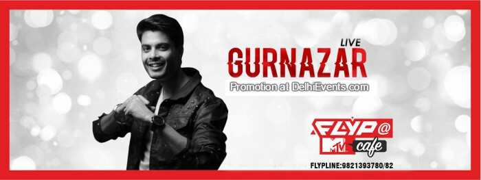 Gurnazar Flyp MTV Cafe Creative