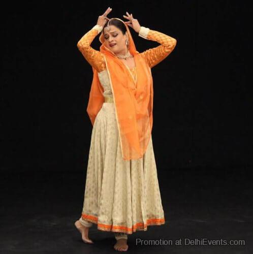 Kathak Dancer Rani Khanam