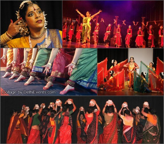 Kinkini Dhvani Dvividharpan 2018 Dancers
