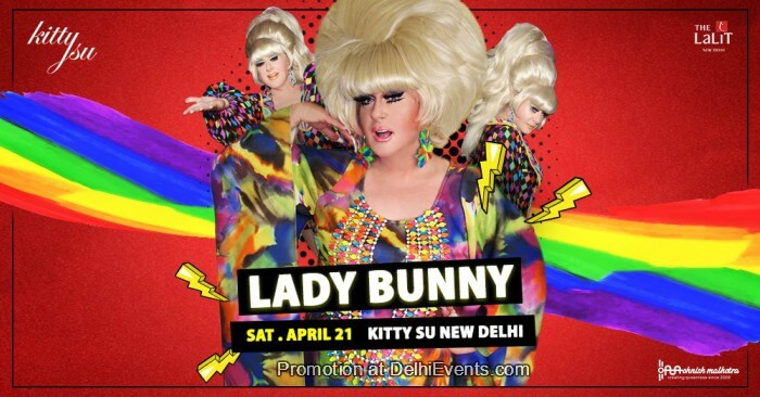 Lady Bunny Kitty Su Creative