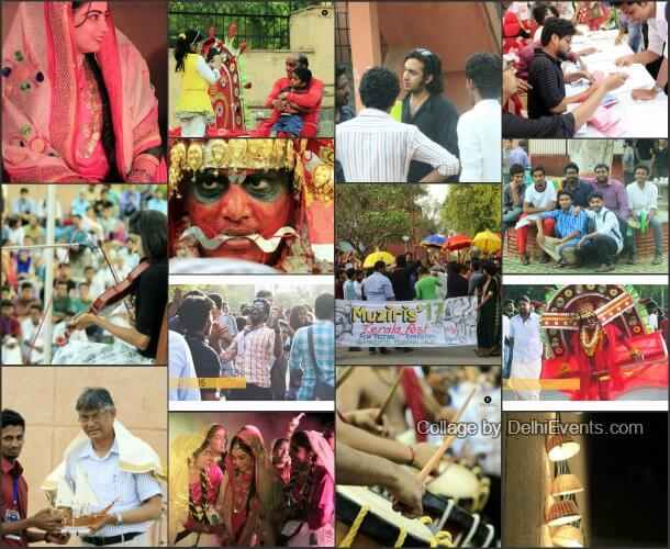 Muziris Kerala Festival Jamia Millia Islamia Stills