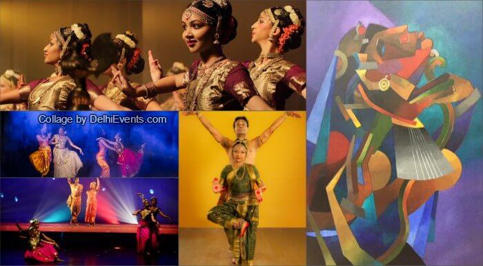 Natya Tarangani 42nd Anniversary kuchipudi dance art show