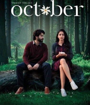 October Varun Dhawan Poster