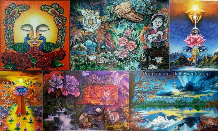 Paintings Ratika Goel