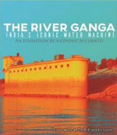 River Ganga India Iconic Water Machine photography show Creative