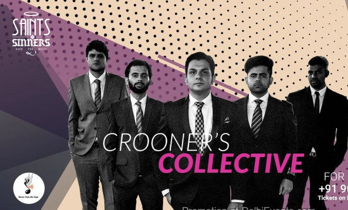 Crooner's Collective Saints N Sinners Creative