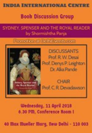 Sidney Spenser ad Royal Reader Shormishtha Panja IIC Creative