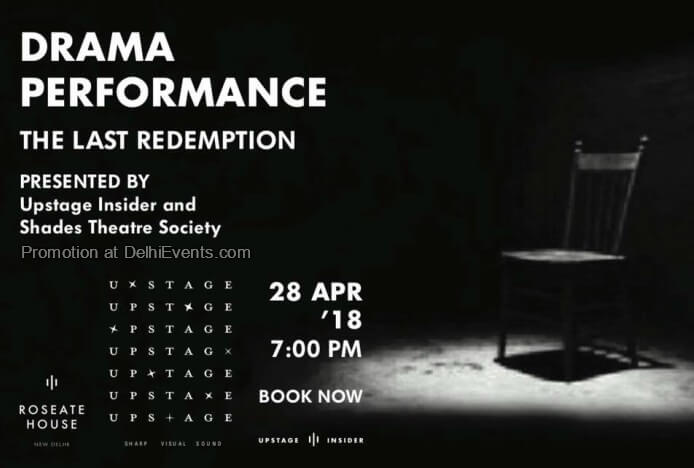 Last Redemption HInglish Play Roseate House Creative