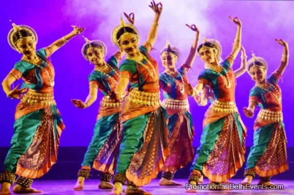 Utsav Su-Tarang 2018 Dancers