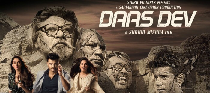 Daas Dev Movie Poster
