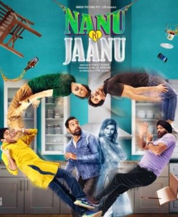 Nanu Jaanu Film Poster