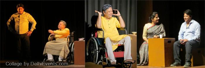 Subrung Theatre Group Har Guruvaar Hindi Play Stills