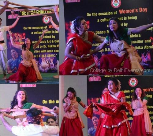 Samagam festival Dance Seminar upliftment underprivileged students dancers