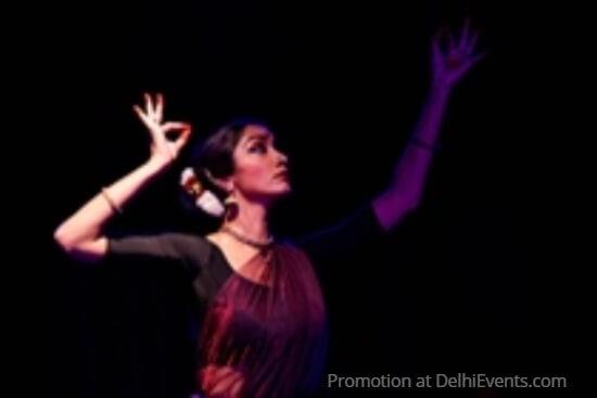 Dancer Aranyani Bhargava