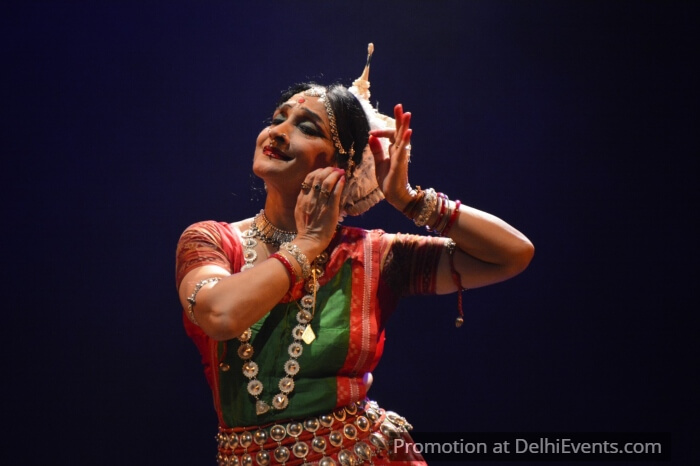 Dancer Ranjana Gauhar