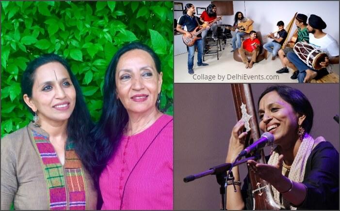 IHC Lok Sangeet Sammelan 2018 Participants