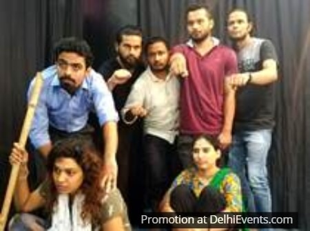 Sada Arts Society Indra ki Talwar Hindi Play Still