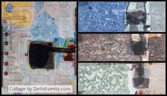 Paintings Manish Pushkale