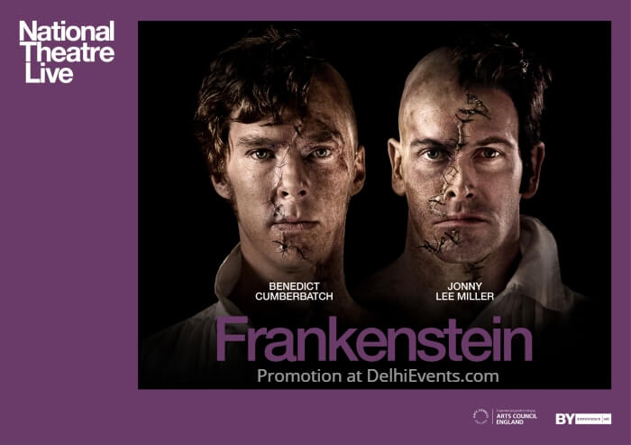 NTLive Broadcast Frankenstein English Play Creative