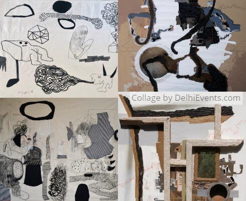 Artworks Nidhi Agarwal Prasanta Kalita