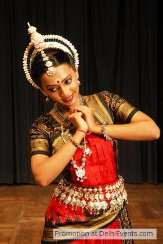 Odissi Dancer Namrata Mehta