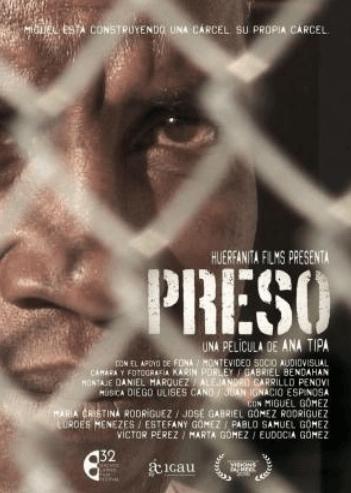 Contemporary Documentary Cinema Zonazine Imprisoned Ana Tipa Poster