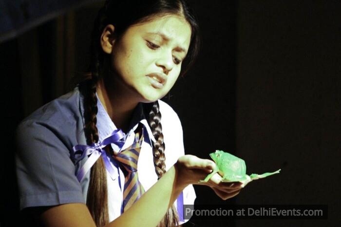 Prithvi Hinglish Play Atelier Repertory Company Still