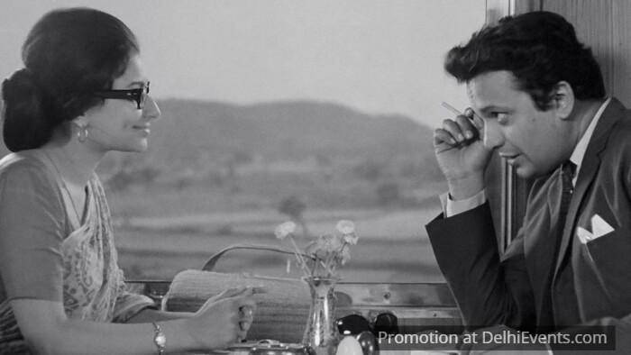 Satyajit Ray Nayak Film Still