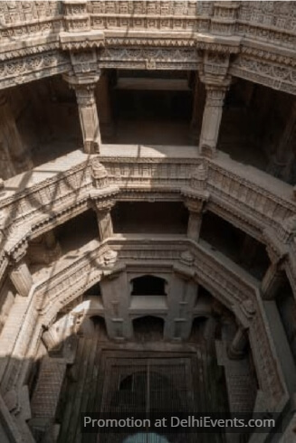 Stepwells Reservoirs Exhibition Photograph