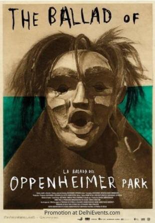 Ballad Oppenheimer Park Film Poster