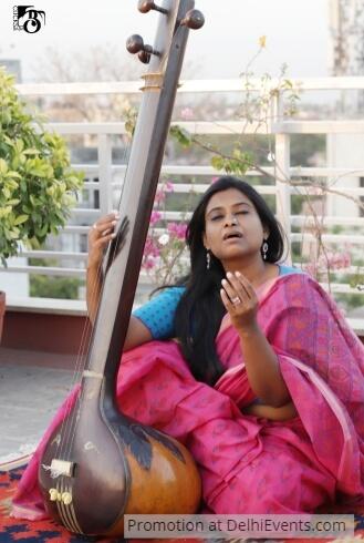Vocalist Sriparna Nandi