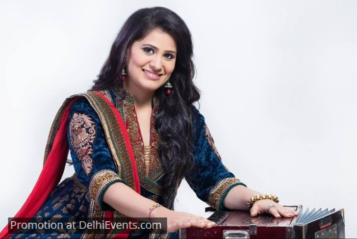 Vocalist Vidhi Sharma