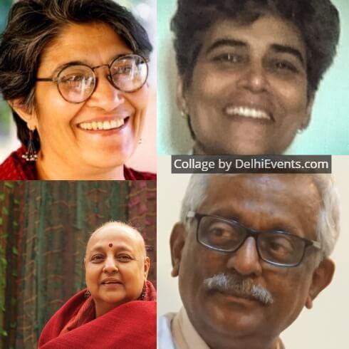 Amba Sanyal Smriti Vohra EP Unny Priya Ravish Mehra Personalities