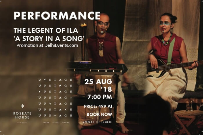 legend ILA Story Song Musical Play Roseate House Creative